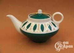 """Чайник заварочный """"Зеленые листья"""""""